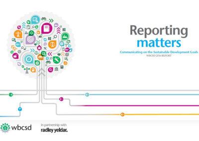 Reporting Matters 2016 (WBCSD)