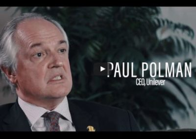 Paul Polman – The 3 steps for businesses to be successful in sustainable development