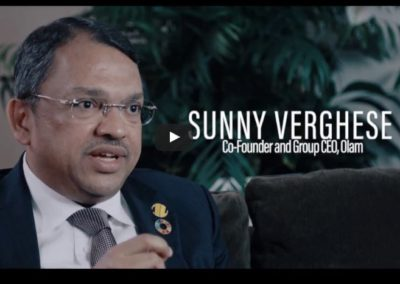 Sunny Verghese – There is a goal in the SDGs for everyone