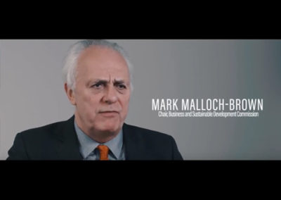 Lord Mark Malloch-Brown – The Global Goals are business goals