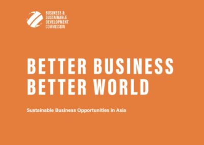 Better Business, Better World: Asia