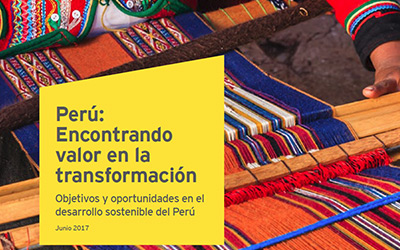 Peru: Finding value in the transformation