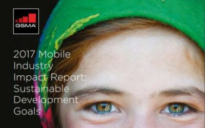 New GSMA Report Highlights Mobile Industry Progress in Achieving the SDGs