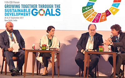 """Insider Perspective: 2017 Cement Sustainability Initiative Forum, """"Growing together through the SDGs"""""""