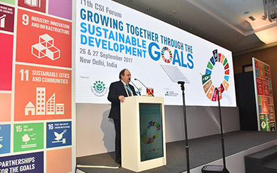 Sustainable Development Goals (SDGs) represent joint growth opportunity for the cement sector
