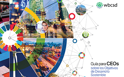 Latin American corporate leaders champion business solutions for sustainable development, releasing Latin American version of the CEO Guide to the SDGs