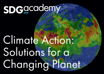 Free online course – Climate Action: Solutions for a Changing Planet