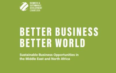 Realizing SDGs could unlock more than US$600 billion in Middle East & North Africa