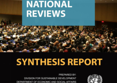 2017 Voluntary National Reviews: Synthesis Report