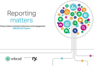 Reporting Matters 2017 (WBCSD)