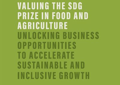 Valuing the SDG Prize in Food & Agriculture (BSDC)