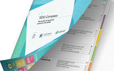 SDG Compass: Newly released online resources and translations now available