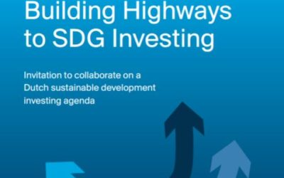 Leading Dutch Financial Institutions Embrace Sustainable Development Goals
