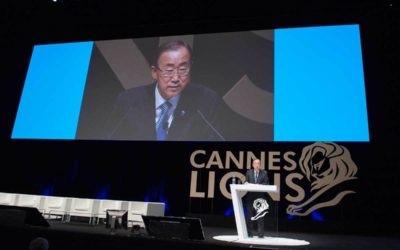 Secretary-General Announces Common Ground Initiative, with Advertising's 'Big Six' Supporting Sustainable Development Goals