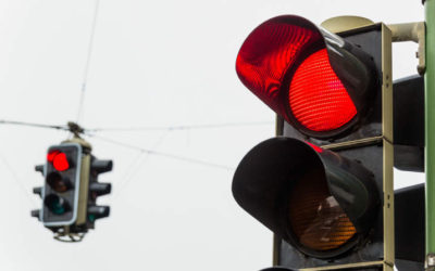 It's time to run the red lights