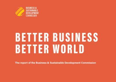 Better Business, Better World