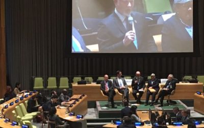 UNGA Launches Global Conversation on Financing SDGs