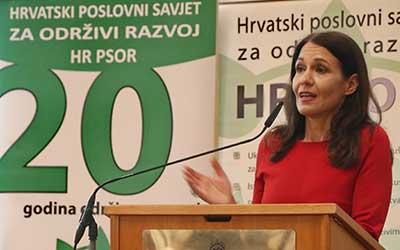 Croatian BCSD celebrates 20th anniversary