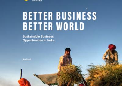 Better Business, Better World: India