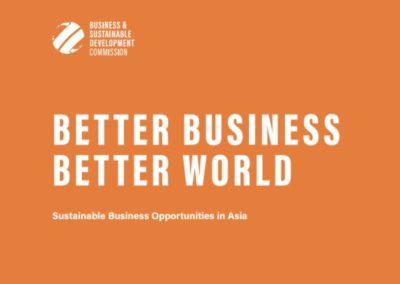 Better Business, Better World: Asia