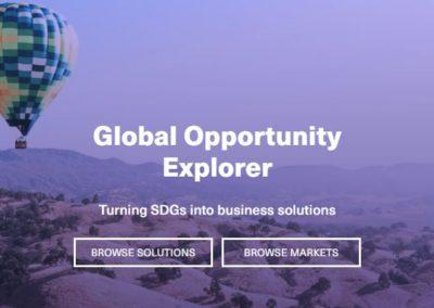 Global Opportunity Explorer