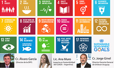 DERES conference underscores the importance of the Sustainable Development Goals for the private sector in Uruguay