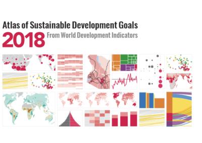 2018 Atlas of Sustainable Development Goals