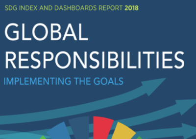 2018 SDG Index and Dashboards Report