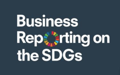 New guidance for companies to report their impact on the Sustainable Development Goals