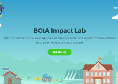 BCtA Impact Lab