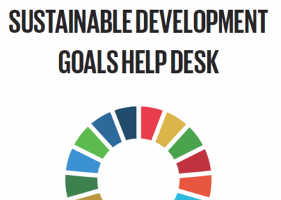 SDG Helpdesk by UN ESCAP