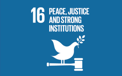 Guide to the SDGs: SDG16 – Peace, justice, and strong institutions