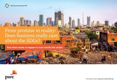 From promise to reality: Does business really care about the SDGs?