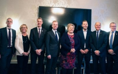 Nordic-based CEOs kick-off joint initiative to speed up the realization of the SDGs