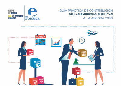 Practical guide for the contribution of public companies to the 2030 Agenda (in Spanish)