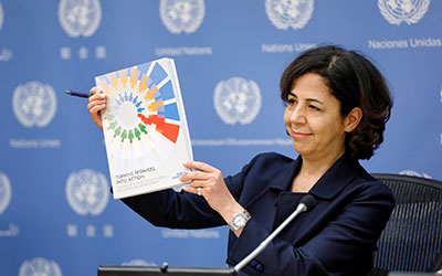 New Standard to Drive Global Finance Closer to the SDGs
