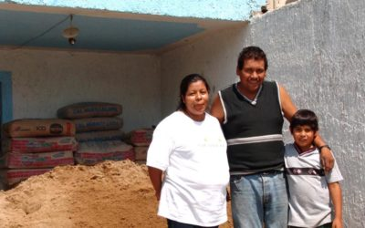 To CEMEX, SDGs Mean Affordable Housing for Millions