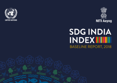 SDG India Index: Baseline Report 2018