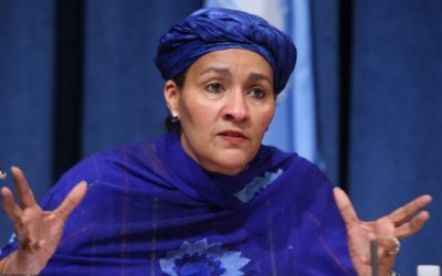Human rights 'core to sustainable development': deputy UN chief