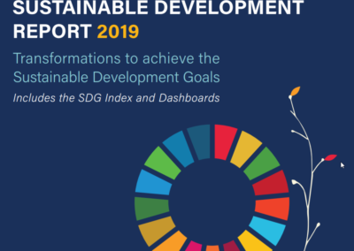 Sustainable Development Report 2019