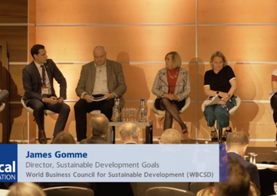 SDGs workshop – Integrate and deliver the SDGs through ambitious partnerships