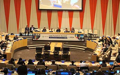 Insider Perspective: Key takeaways from the 2019 High-level Political Forum on Sustainable Development