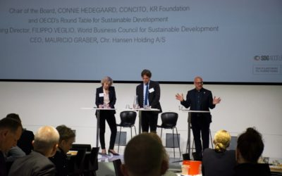 Business and the SDGs – full house at SDG conference in Copenhagen