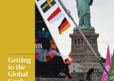 Getting to the Global Goals – A Radical Yet Realistic Route to 2030