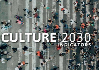 Culture 2030 Indicators