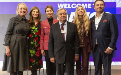 Be more ambitious with the SDGs — for the world and business