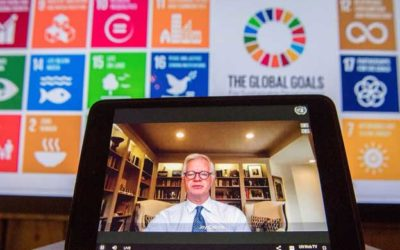Only Sustainable Investment & Global Cooperation Can Counter COVID's Blow to SDGs