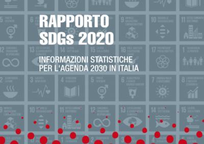 Rapporto SDGs 2020