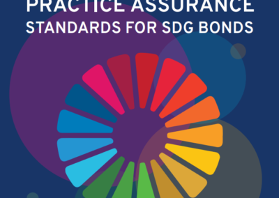 SDG Impact Standards for SDG Bonds
