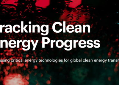 Tracking Clean Energy Progress